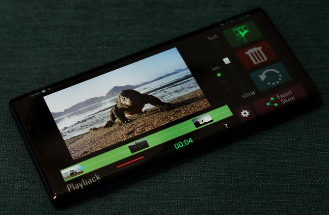 5 تطبيقات فيديو بطيئة الحركة المذهلة لنظام Android لتسجيل الحياة