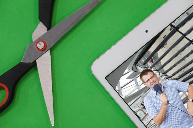 أفضل تطبيقات الشاشة الخضراء لأجهزة Android و iPhone و iPad