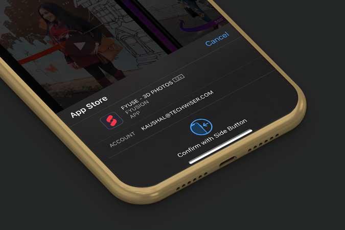 كيفية تعطيل Face ID في مشتريات App Store؟