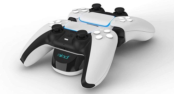 أفضل 5 محطات شحن لوحدات تحكم PS5 من سوني