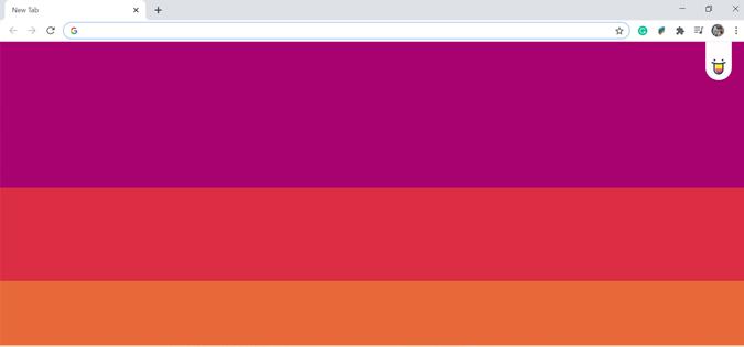 Add tab color on Chrome