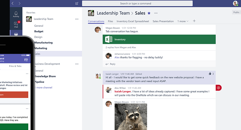 Team - Free Instant Messaging App
