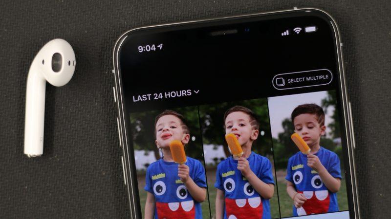 10+ من أفضل تطبيقات قوالب قصة Instagram لأجهزة iPhone و Android