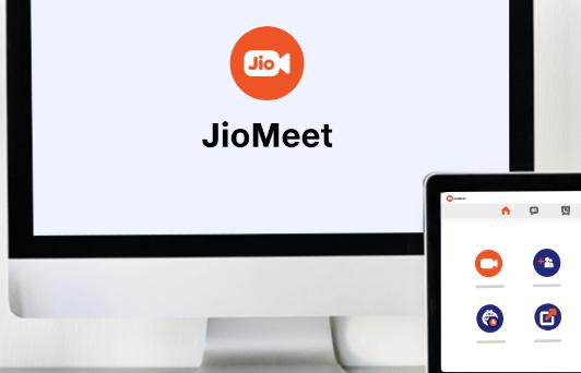 كيفية تمكين وضع القيادة الآمن على JioMeet