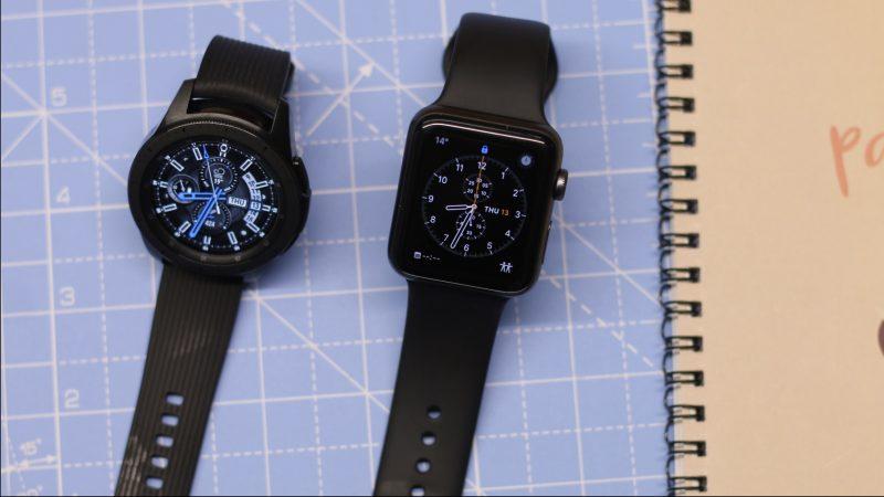 Apple Watch Vs Galaxy Watch: مقارنة متعمقة