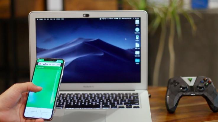 كيفية استخدام iPhone كفأرة لنظام التشغيل Mac (ولوحة المفاتيح)