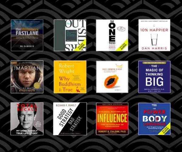 أفضل كتب غير خيالية مسموعة – إصدار TechWiser
