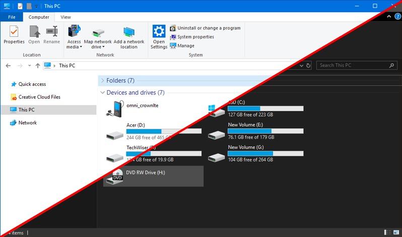 15 تلميحات وحيل مستكشف ملفات Windows 10 لاستخدامه كالمحترفين