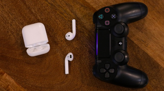 كيفية توصيل AirPods بـ PS4 (أو أي سماعات بلوتوث)