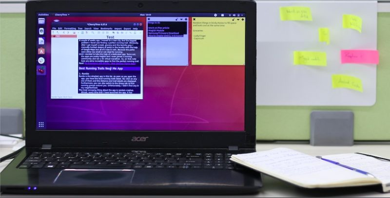 أفضل تطبيق تدوين الملاحظات لـ Ubuntu – بدائل Evernote و OneNote