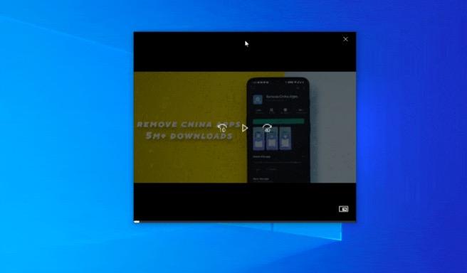 ثلاث طرق للحصول على صورة داخل صورة على نظام التشغيل Windows 10