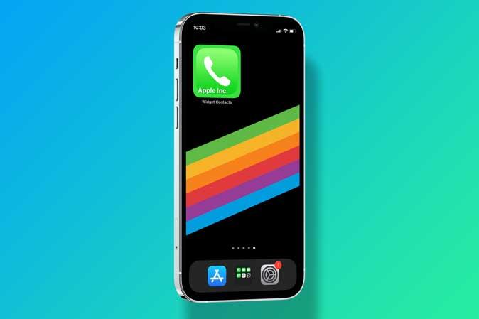 3 طرق لإضافة جهة اتصال إلى الشاشة الرئيسية على iPhone