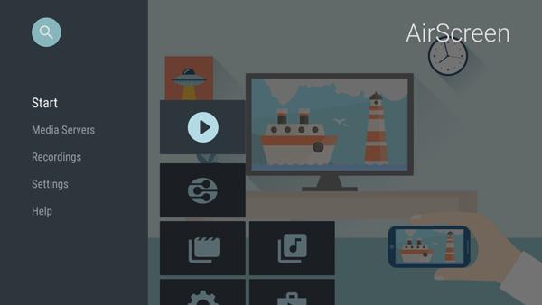 best firestick apps- AirScreen