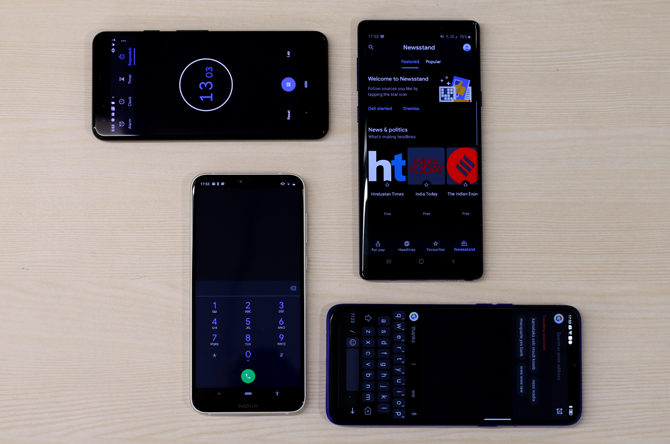 28 تطبيق Android مع الوضع الداكن وكيفية تمكينه