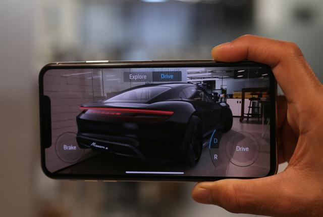 أفضل تطبيقات AR لـ iPhone Xs Max