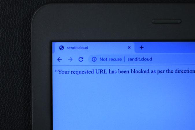 كيفية حظر مواقع الويب على Google Chrome على نظام التشغيل Windows
