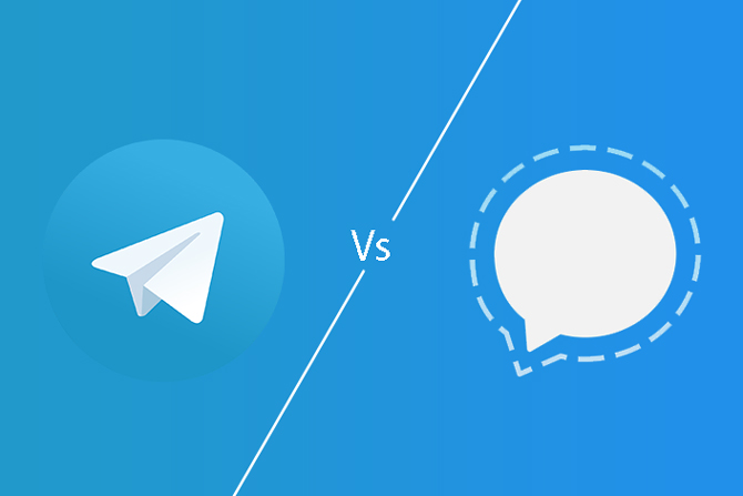Telegram vs Signal: وهو تطبيق أكثر أمانًا وخصوصية