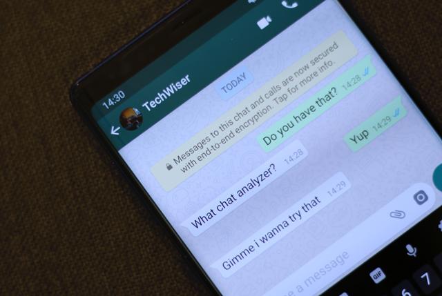 8 أداة تحليلات WhatsApp لتحليل محفوظات الدردشة