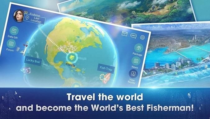 صيد السمك FishingStrike -أفضل ألعاب صيد للأندرويد