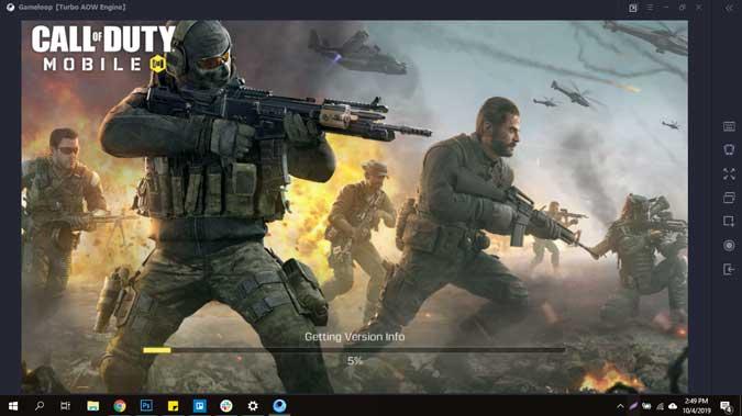 كيف تلعب Call of Duty Mobile على جهاز الكمبيوتر؟