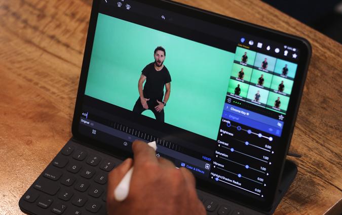 تطبيقات الشاشة الخضراء لجهاز iPad Pro في عام 2019