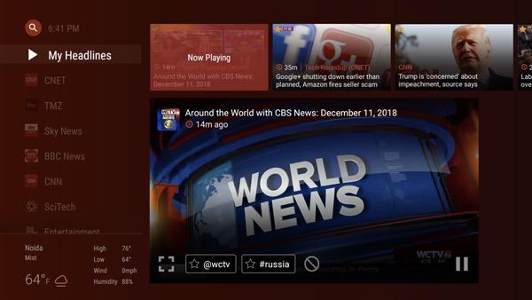 best firestick apps- Haystack TV