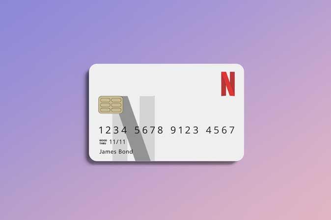 كيفية الدفع مقابل Netflix بدون بطاقة ائتمان