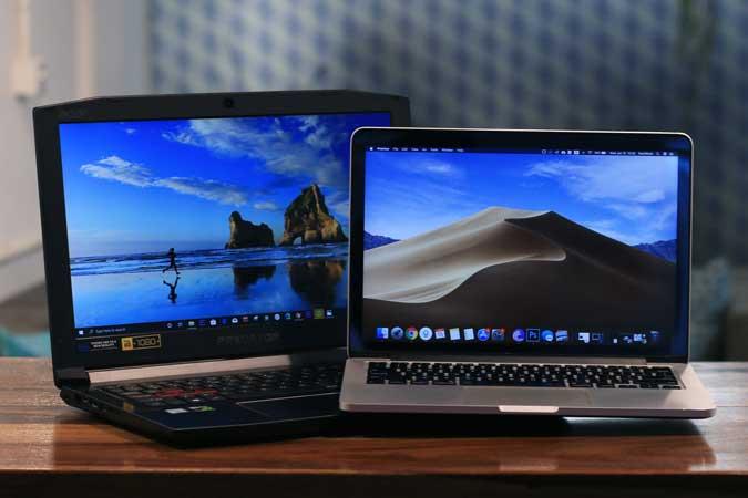 كيفية الوصول إلى المجلد المشترك لنظام التشغيل Mac من نظام التشغيل Windows 10