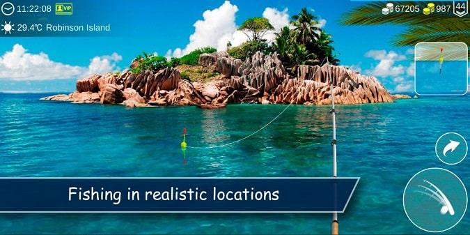 عالم الصيد الخاص بي My Fishing- - أفضل 5 ألعاب صيد للأندرويد في عام 2021 World -
