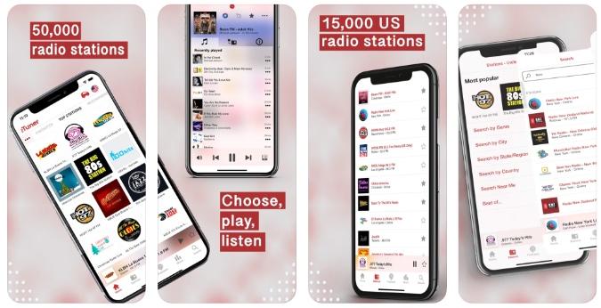 myTuner Radio for iPhone