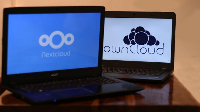 OwnCloud مقابل NextCloud – أفضل تطبيق لاستضافة الملفات الذاتية؟