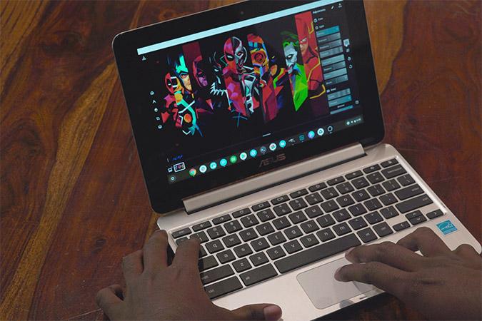 أفضل 7 برامج تحرير فيديو لأجهزة Chromebook (2020)