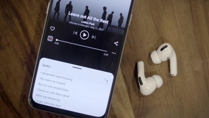 أفضل تطبيقات الأغاني لأجهزة Android و iOS